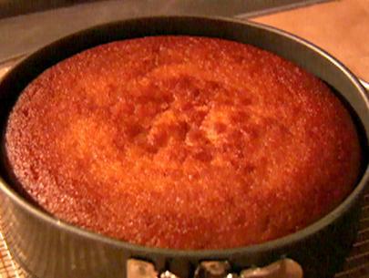 torta di clementine